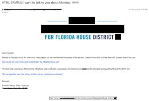 Brandon's E-mail