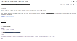 fake betty castor e-mail